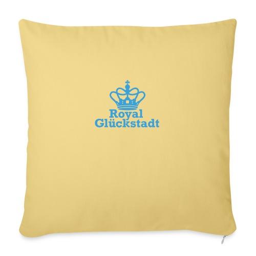 Royal Glückstadt - Sofakissen mit Füllung 44 x 44 cm