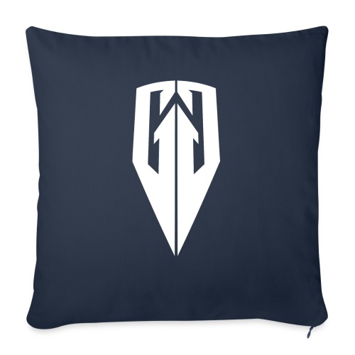 Kingdom Customs Shop Tee Womens - Sofa pillow with filling 45cm x 45cm