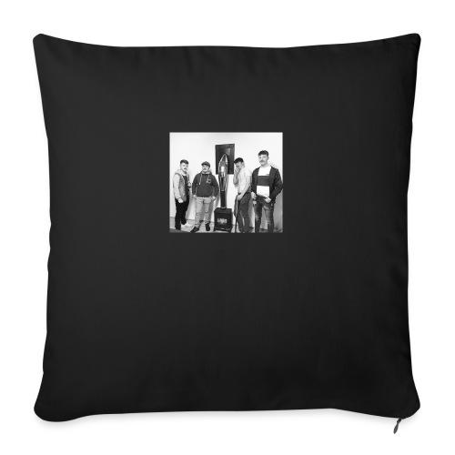 Men of Money - Sofa pillow with filling 45cm x 45cm