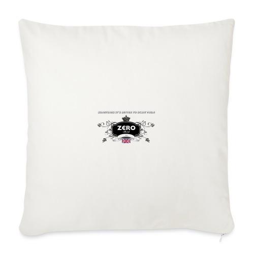 Logo - Sofa pillow with filling 45cm x 45cm