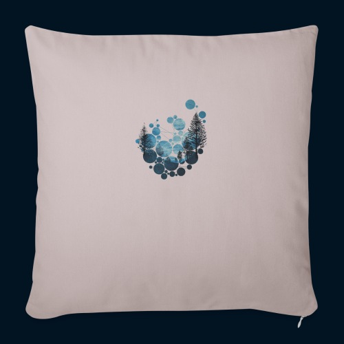 Camicia Flofames - Cuscino da divano 44 x 44 cm con riempimento