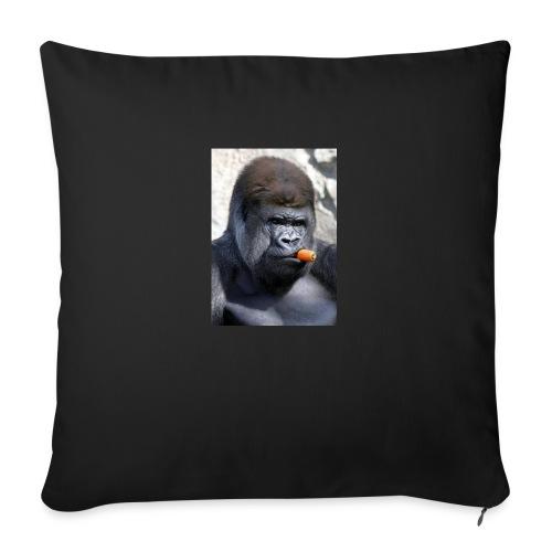 singe - Coussin et housse de 45 x 45 cm