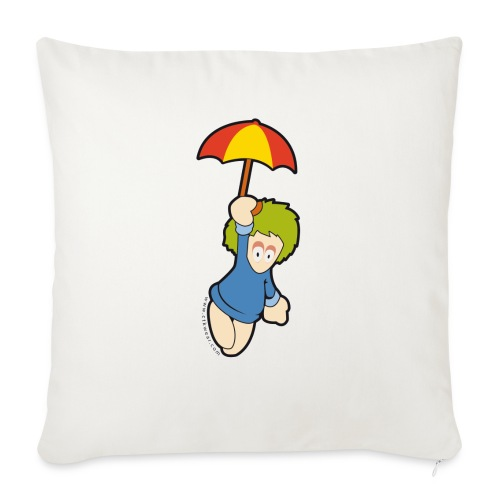 lemming parapluie - Coussin et housse de 45 x 45 cm