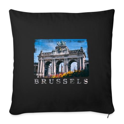Brussels | Jubelpark - Bankkussen met vulling 44 x 44 cm