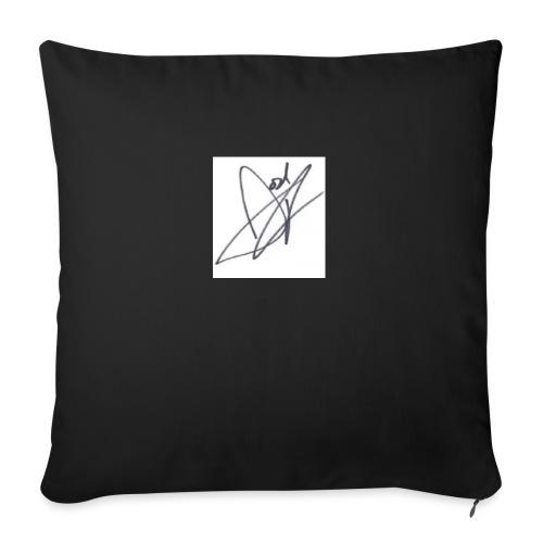 Tshirt - Sofa pillow with filling 45cm x 45cm