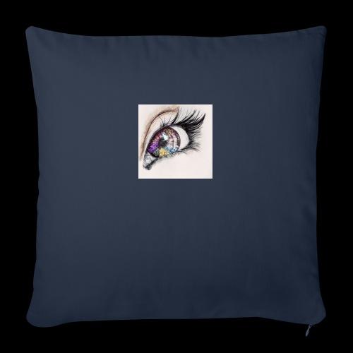 desenho design olhos eye Favim com 403064 - Bankkussen met vulling 44 x 44 cm