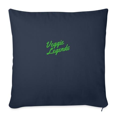 Veggie Legends - Sofa pillow with filling 45cm x 45cm