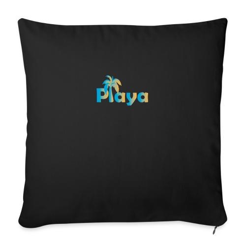 Playa - Cuscino da divano 44 x 44 cm con riempimento