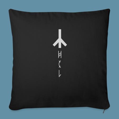 Logo Hel 02 copia png - Cuscino da divano 44 x 44 cm con riempimento