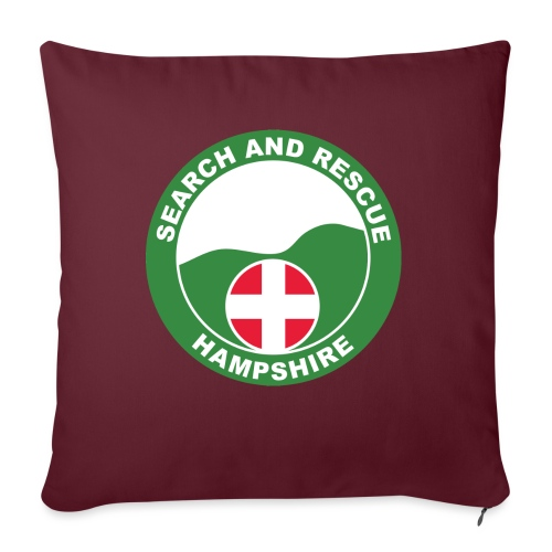 HANTSAR roundel - Sofa pillow with filling 45cm x 45cm