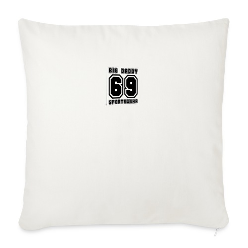 Big Daddy - Sofa pillow with filling 45cm x 45cm