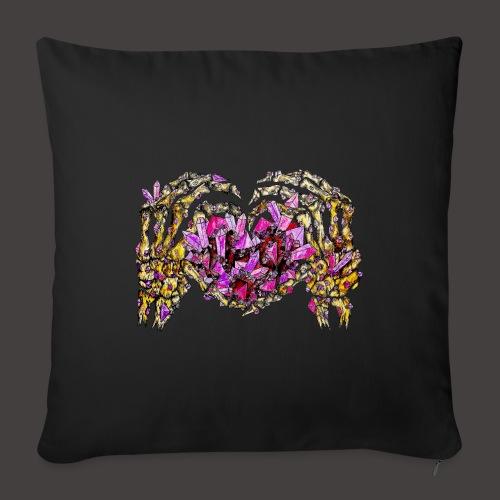 L amour Cristallin Creepy - Coussin et housse de 45 x 45 cm
