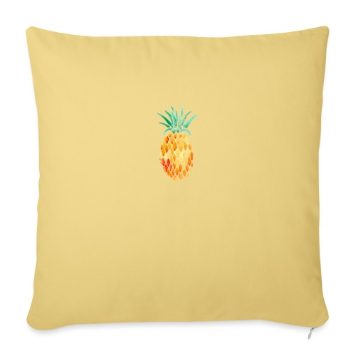 pinety logo print - Sofapude med fyld 44 x 44 cm