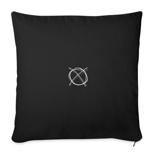 DC fashion x - Cuscino da divano 44 x 44 cm con riempimento