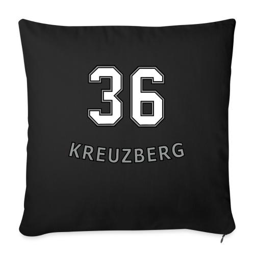 KREUZBERG 36 - Sofakissen mit Füllung 44 x 44 cm