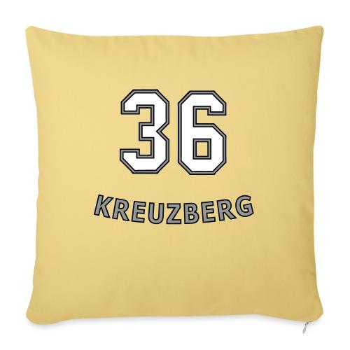 KREUZBERG 36 - Cuscino da divano 44 x 44 cm con riempimento
