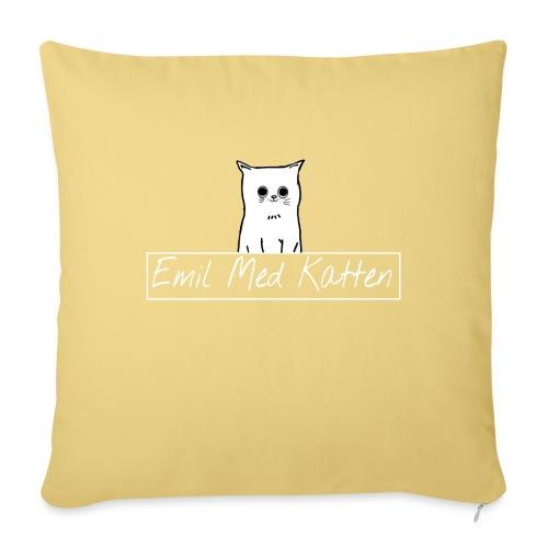 Emil Med Katten - Sniffer og Chilli - Sofa pillow with filling 45cm x 45cm