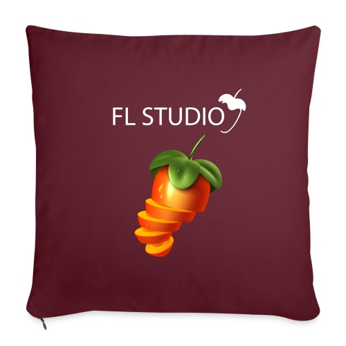 Sliced Sweaty Fruit - Sofa pillow with filling 45cm x 45cm