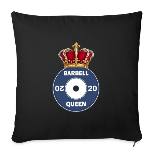 OG Barbell Queen - Sofa pillow with filling 45cm x 45cm