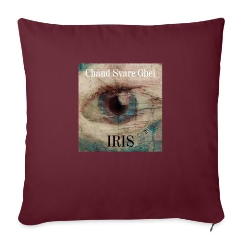 Iris - Sofapute med fylling 44 x 44 cm
