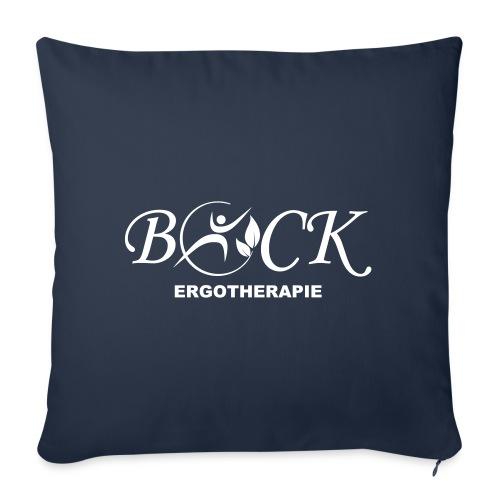 Bock Ergotherapie Niestetal-Heiligenrode - Sofakissen mit Füllung 44 x 44 cm