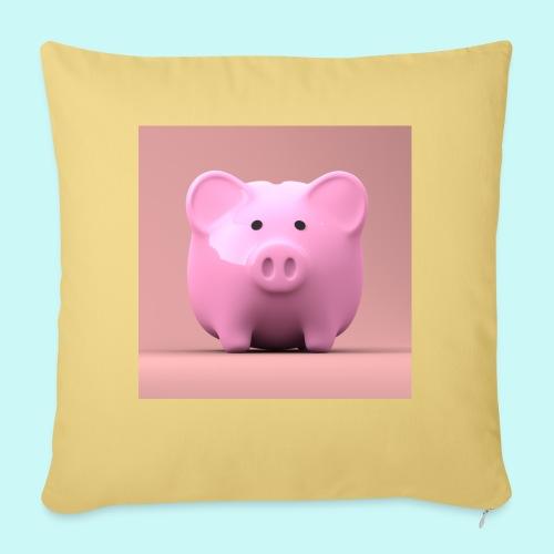 piggy - Sofa pillow with filling 45cm x 45cm