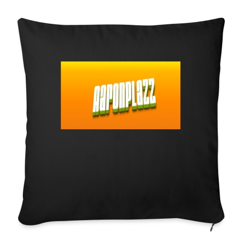 Untitled - Sofa pillow with filling 45cm x 45cm