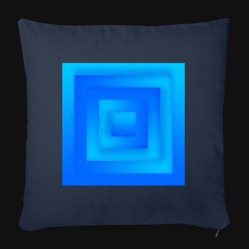 Water Cube - Sofakissen mit Füllung 44 x 44 cm