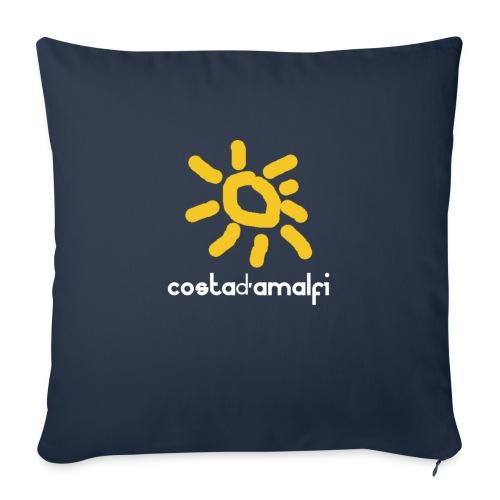 costadamalfi - Cuscino da divano 44 x 44 cm con riempimento