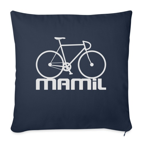 MAMiL Water bottle - Sofa pillow with filling 45cm x 45cm