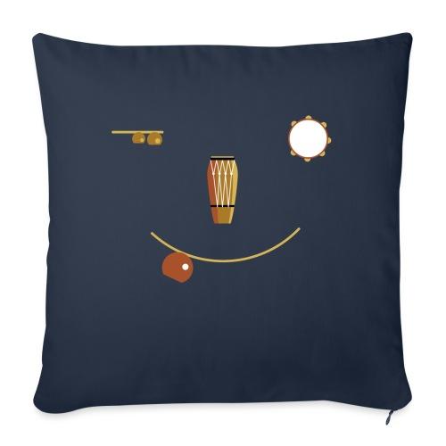 Bateria Alegra - Sofa pillow with filling 45cm x 45cm