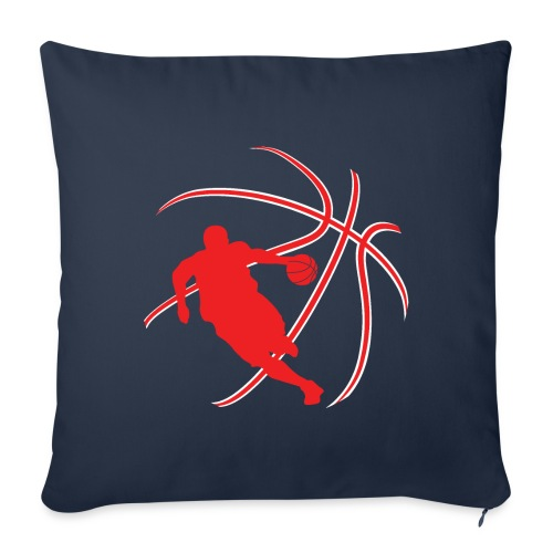 Basketball - Sofa pillow with filling 45cm x 45cm