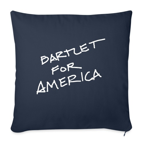 Bartlet For America - Sofa pillow with filling 45cm x 45cm