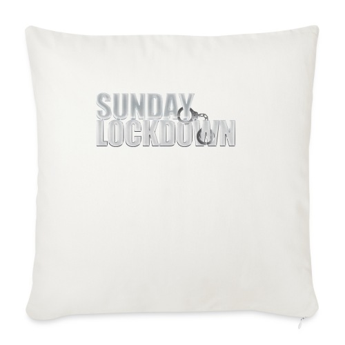 UKG VIBES - Sofa pillow with filling 45cm x 45cm
