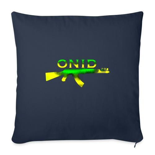 ONID-22 - Cuscino da divano 44 x 44 cm con riempimento