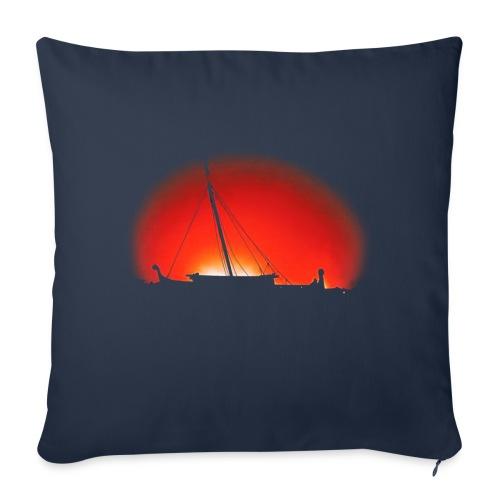 Bear Sunset - Sofa pillow with filling 45cm x 45cm