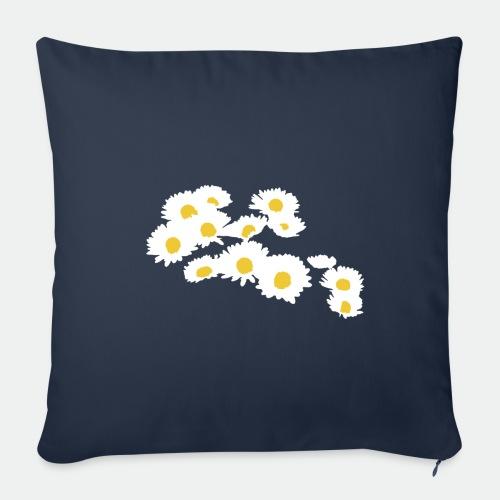 Spring Season Daisies - Sofa pillow with filling 45cm x 45cm
