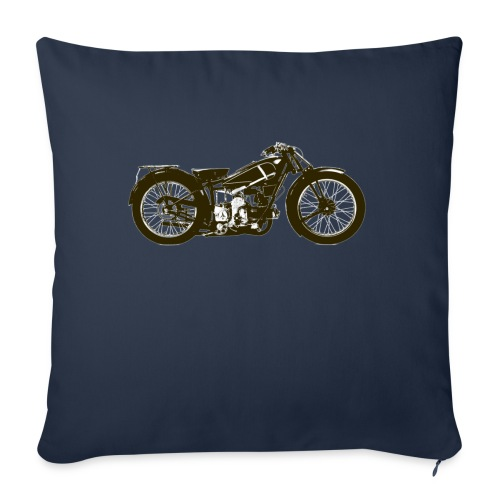 Classic Cafe Racer - Sofa pillow with filling 45cm x 45cm