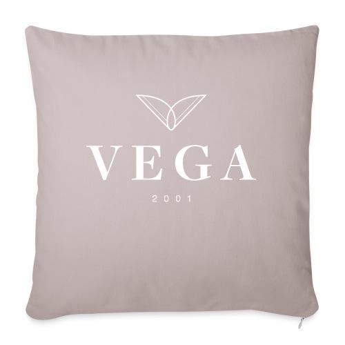 VEGA logo - Sofapude med fyld 44 x 44 cm