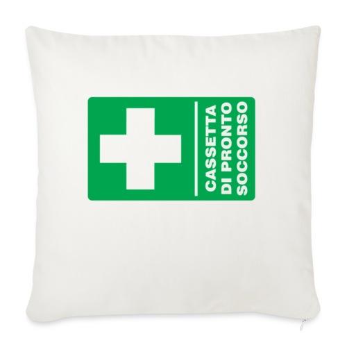 cartello png - Cuscino da divano 44 x 44 cm con riempimento