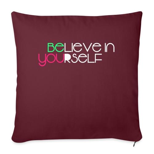 be you - Cuscino da divano 44 x 44 cm con riempimento
