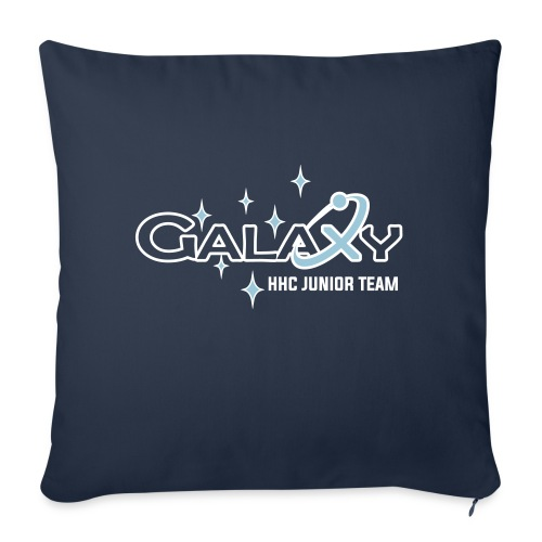 Galaxy - Sofakissen mit Füllung 44 x 44 cm
