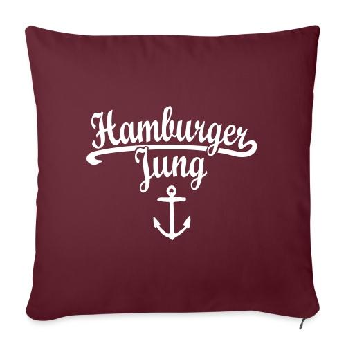 Hamburger Jung Klassik Hamburg - Sofakissen mit Füllung 44 x 44 cm