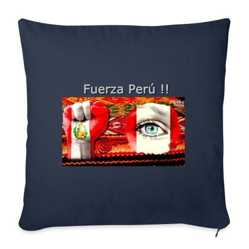 Telar Fuerza Peru I - Cojín de sofá con relleno 44 x 44 cm