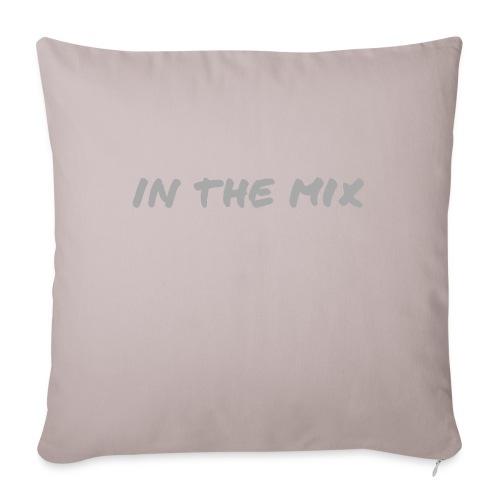 inthemix01 - Bankkussen met vulling 44 x 44 cm