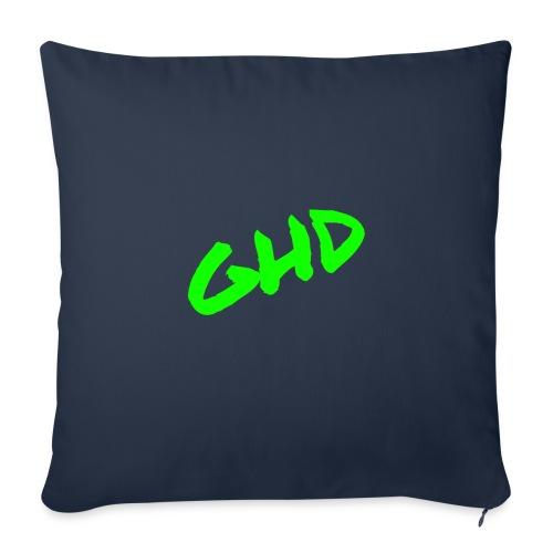 GHD - Sofakissen mit Füllung 44 x 44 cm