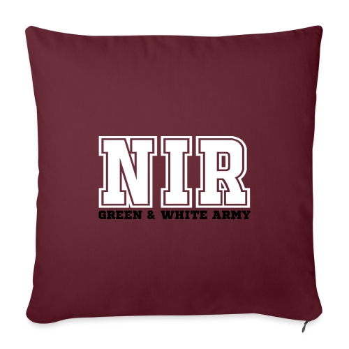 NIR - Sofa pillow with filling 45cm x 45cm