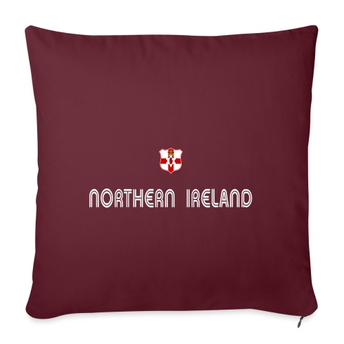 N I shield - Sofa pillow with filling 45cm x 45cm