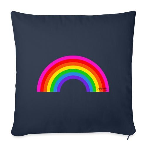 Rainbow - Sohvatyynyt täytteellä 44 x 44 cm