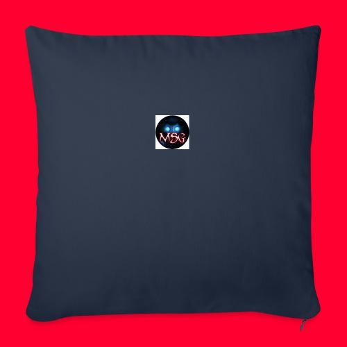 logo jpg - Sofa pillow with filling 45cm x 45cm